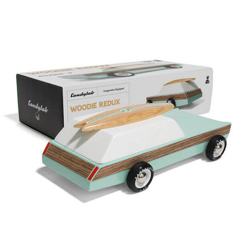 Woodie Redux Car By Candylab Toys - Junior Edition