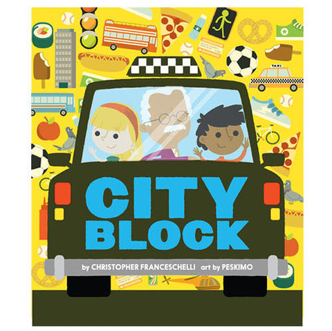Cityblock By Christopher Franceschelli & Peskimo - Junior Edition