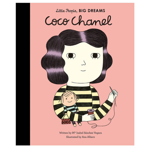 Coco Chanel (Little People Big Dreams) by Isabel Sanchez Vegara & Ana Albero - Junior Edition