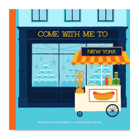 Come With Me To New York by Gloria Fowler & Min Heo - Junior Edition  - 1