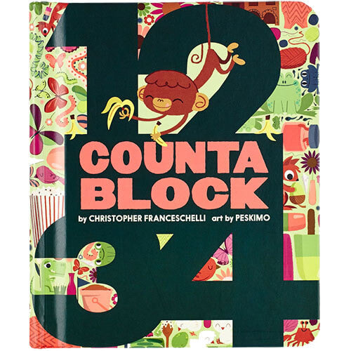 Countablock By Christopher Franceschelli & Peskimo - Junior Edition  - 1