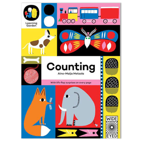 Counting by Aino-Maija Metsola - Junior Edition