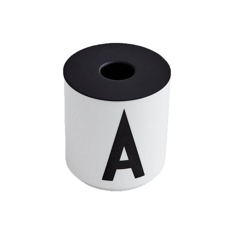 Arne Jacobsen Candle Holder Insert for Porcelain Cup by Design Letters