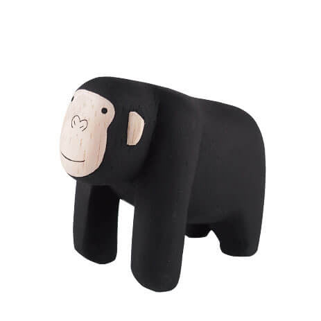 Gorilla - Polepole Wooden Animal by T-Lab - Junior Edition