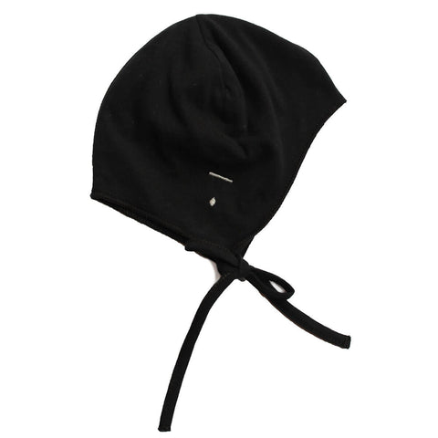 Baby Hat in Nearly Black by Gray Label - Junior Edition