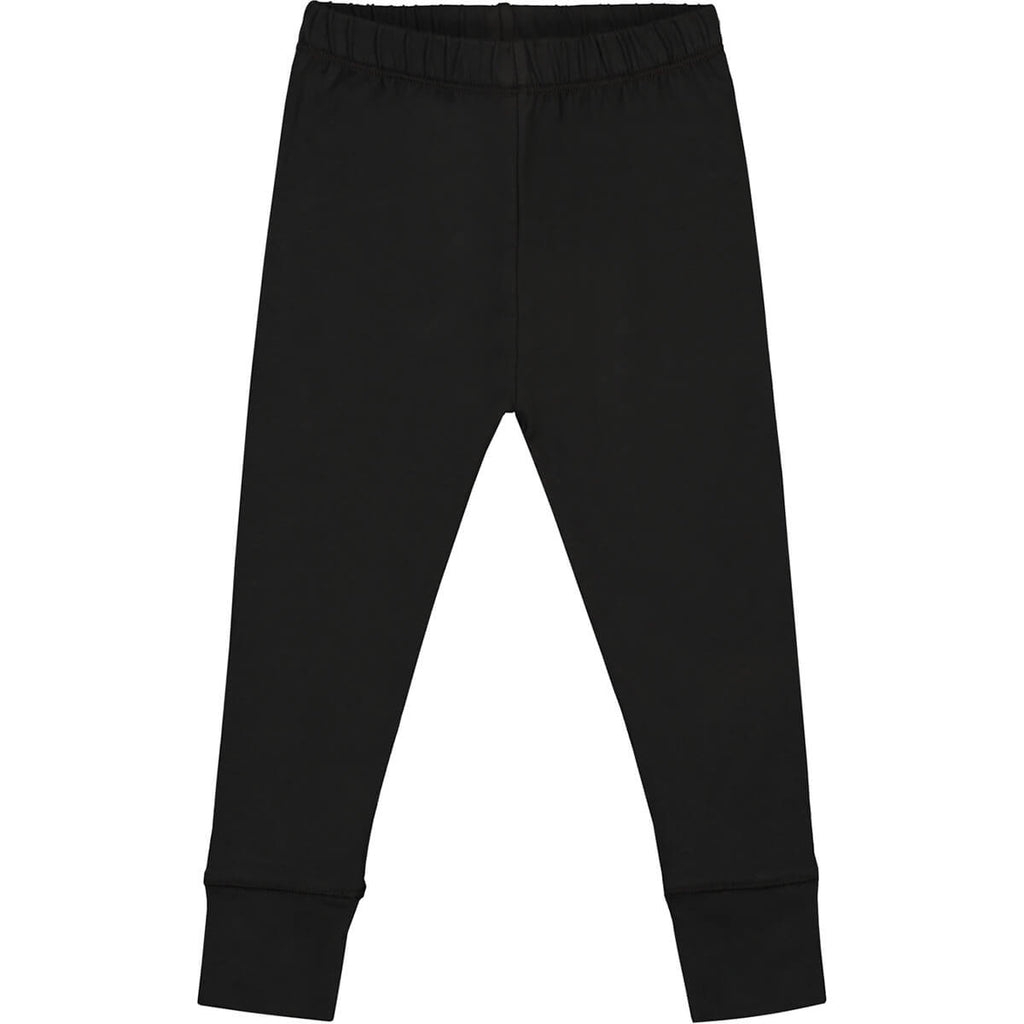 Leggings in Nearly Black by Gray Label - Junior Edition
