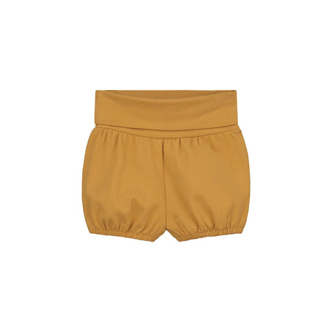 Baby Relaxed Bloomer in Mustard by Gray Label