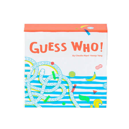 Guess Who? by Owl & Dog Playbooks - Junior Edition