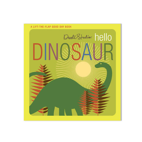Hello Dinosaur by Dwell Studio