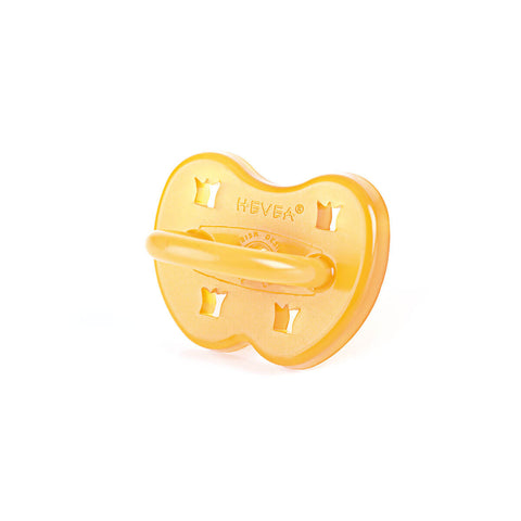 Crown Natural Rubber Pacifier by Hevea