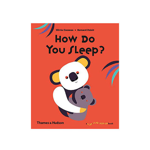 How Do You Sleep? by Olivia Cosneau & Bernard Duisit - Junior Edition