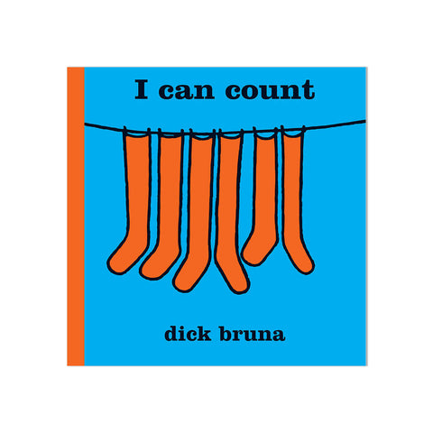 I Can Count by Dick Bruna - Junior Edition  - 1