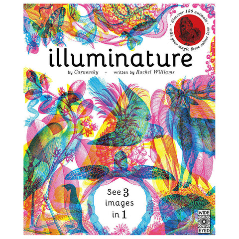 Illuminature by Carnovsky and Rachel Williams - Junior Edition