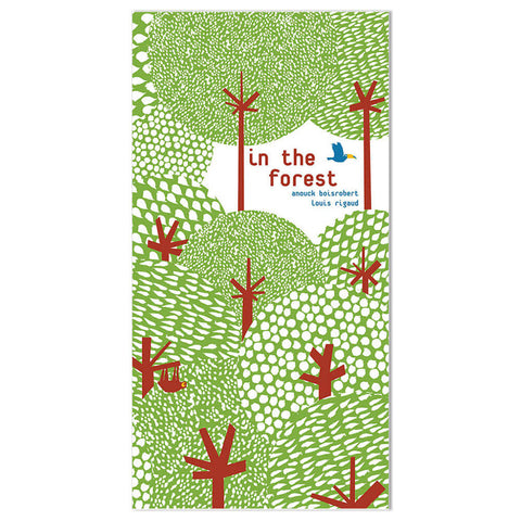 In the Forest (Pop-up) by Anouck Boisrobert & Louis Rigaud - Junior Edition  - 1