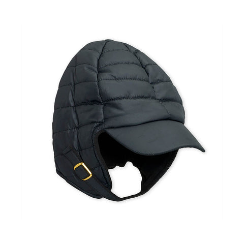Insulator Cap in Black by Mini Rodini