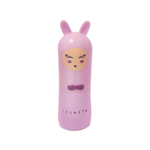 Bunny Lip Balm in Marshmallow by Inuwet - Junior Edition
