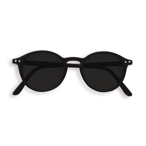 Sun Adult Sunglasses #D in Black by Izipizi