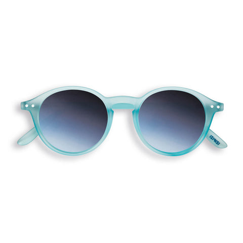 Sun Adult Sunglasses #D in Light Azure by Izipizi