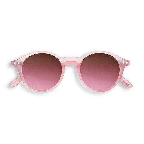 Sun Adult Sunglasses #D in Pink Halo by Izipizi