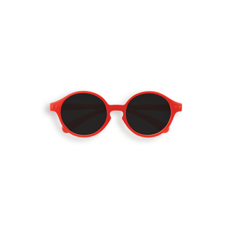 Sun Baby Sunglasses (0-12 Months) in Red by Izipizi