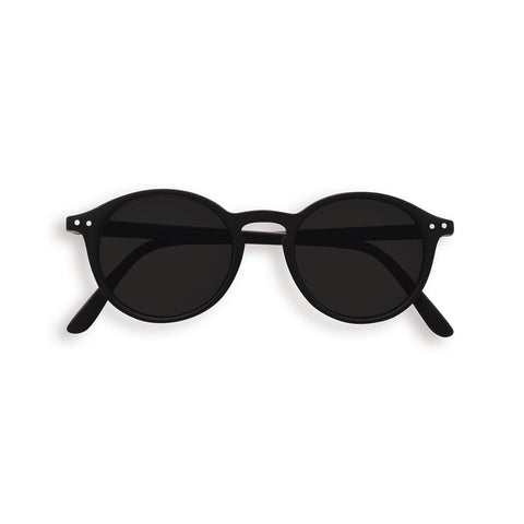 Sun Junior Sunglasses #D (3-10 Years) in Black by Izipizi