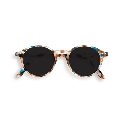 Sun Junior Sunglasses #D (3-10 Years) in Blue Tortoise by Izipizi
