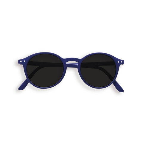 Sun Junior Sunglasses #D (3-10 Years) in Navy Blue by Izipizi