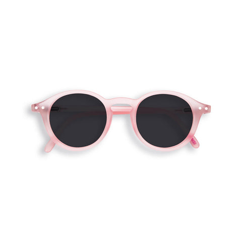 Sun Junior Sunglasses #D (3-10 Years) in Pink Halo by Izipizi