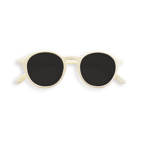 Sun Junior Sunglasses #D (3-10 Years) in White Clay by Izipizi