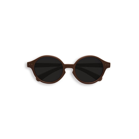 Sun Kids Sunglasses (1-3 Years) in Chocolate by Izipizi