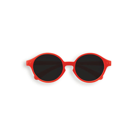 Sun Kids Sunglasses (1-3 Years) in Red by Izipizi