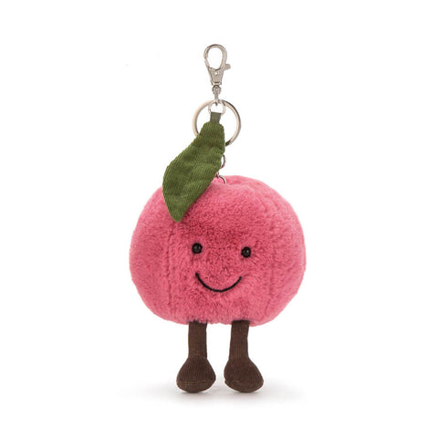 Amuseable Cherry Bag Charm by Jellycat