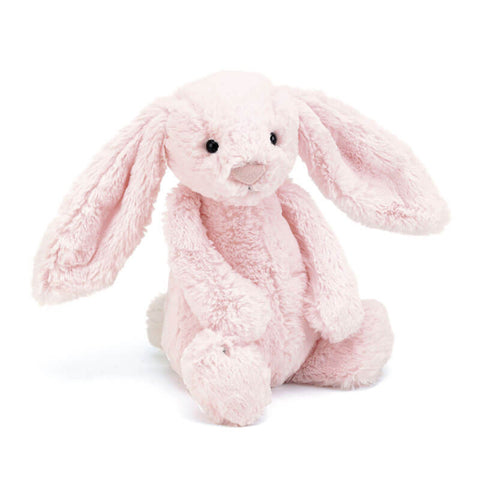 Bashful Pink Bunny by Jellycat - Junior Edition  - 1