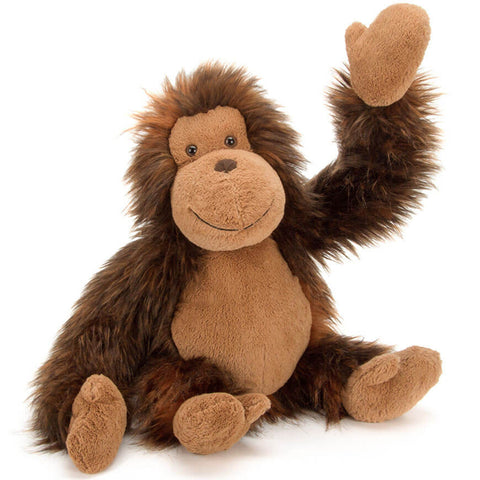 Olaf Orangutan by Jellycat - Junior Edition