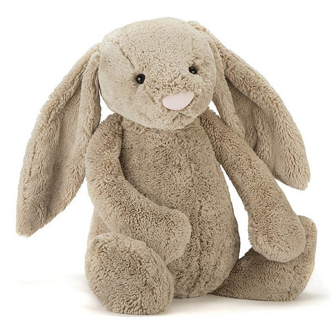 Bashful Beige Bunny Large (36cm) by Jellycat - Junior Edition
