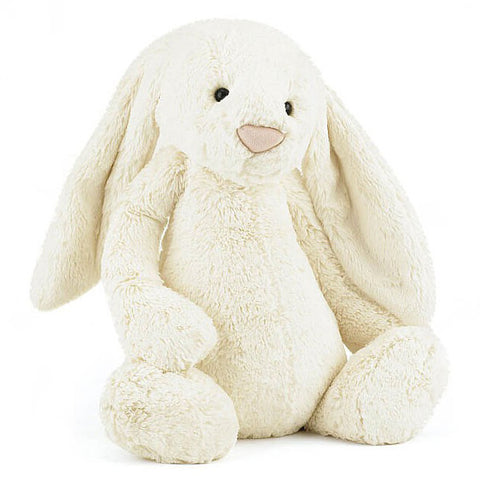 Bashful Cream Bunny Large (36cm) by Jellycat