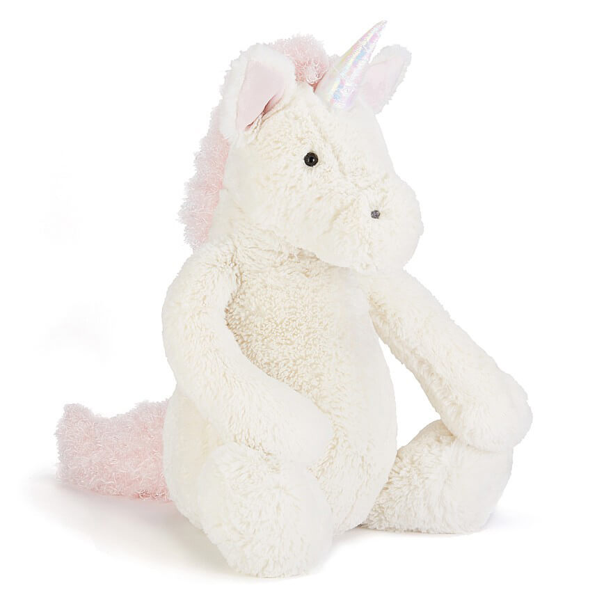 Bashful Unicorn Huge (51cm) by Jellycat - Junior Edition