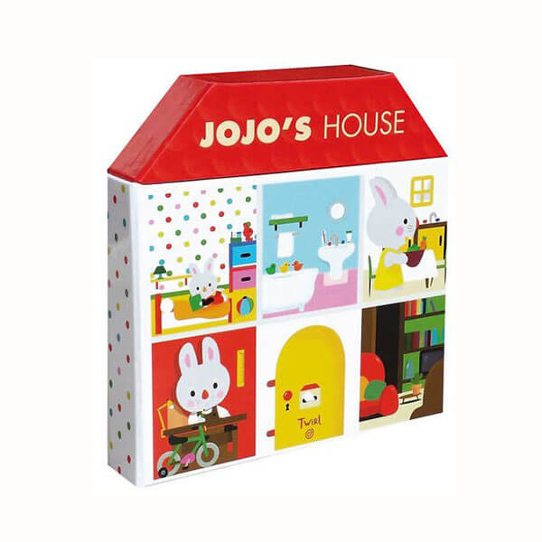 Jojo's House By Xavier Deneux - Junior Edition