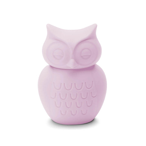 Owl Money Bank in Light Pink by KG Design - Junior Edition