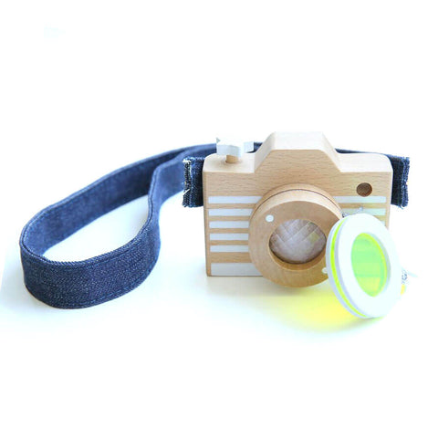Toy Camera in Yellow by Kukkia / Kiko+ - Junior Edition