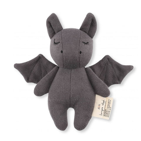 Mini Bat Rattle Toy by Konges Sløjd