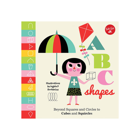 Little Concepts: ABC Shapes by Ingela P. Arrhenius