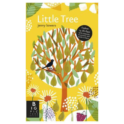 Little Tree by Jenny Bowers