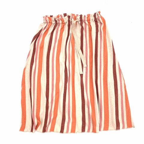 Stripe Tricot Skirt by Long Live The Queen