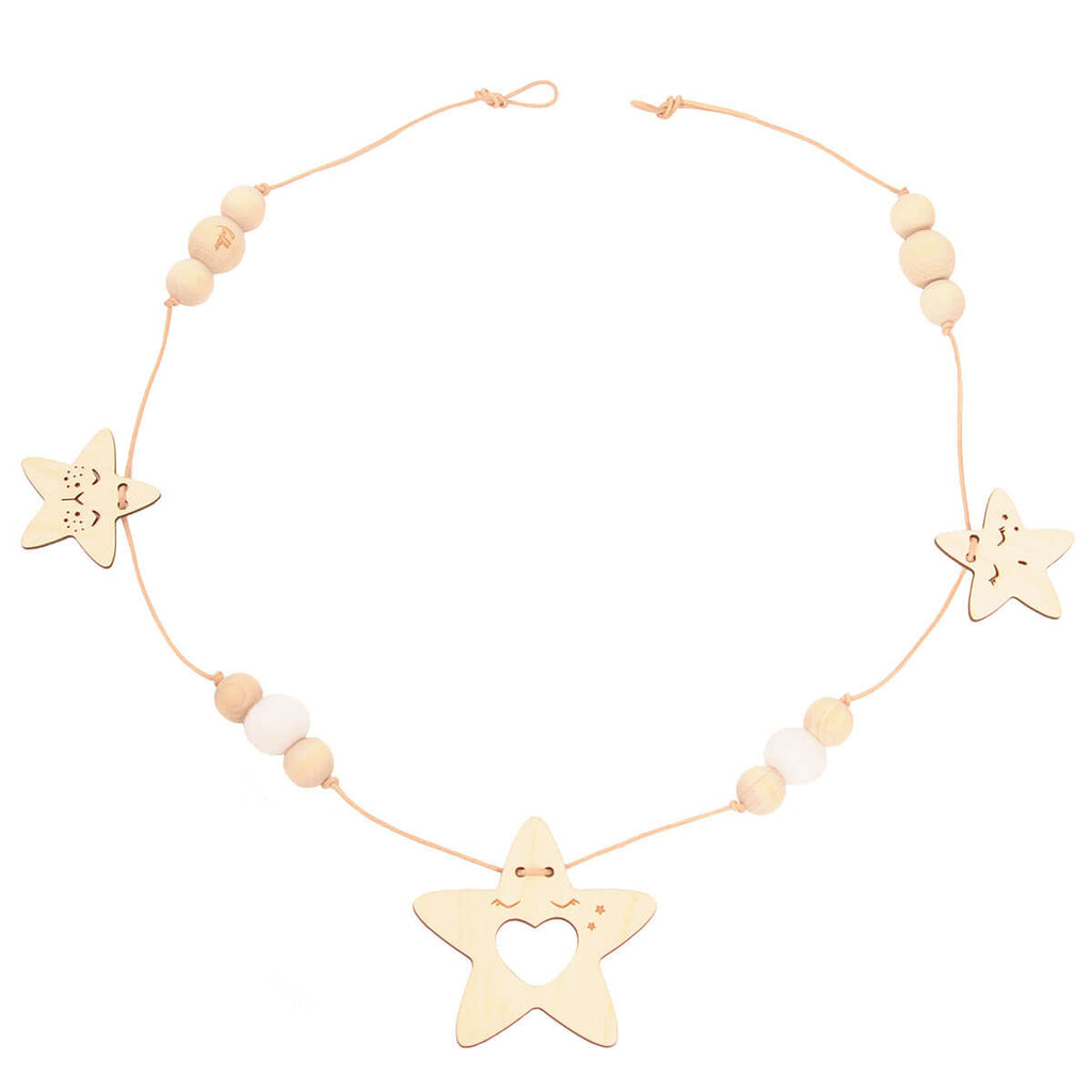 Star Garland by Loullou - Junior Edition