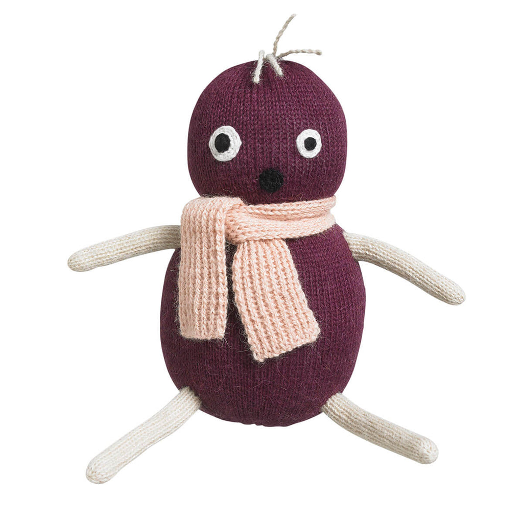 Pop Doll in Plum by Lucky Boy Sunday - Junior Edition