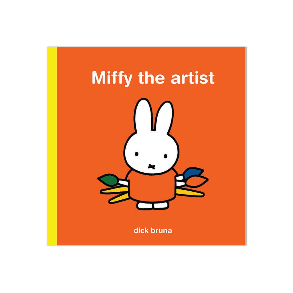 MIffy The Artist by Dick Bruna - Junior Edition