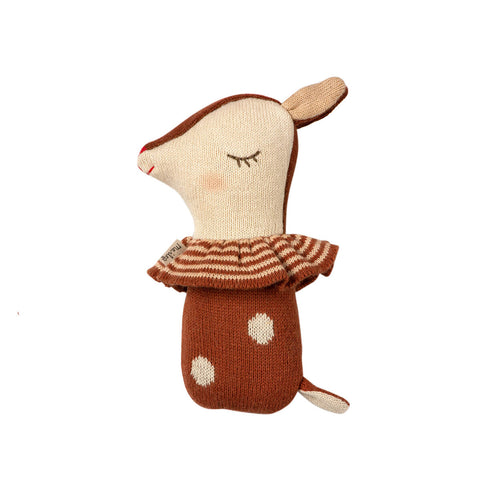 Bambi Rattle in Rusty by Maileg