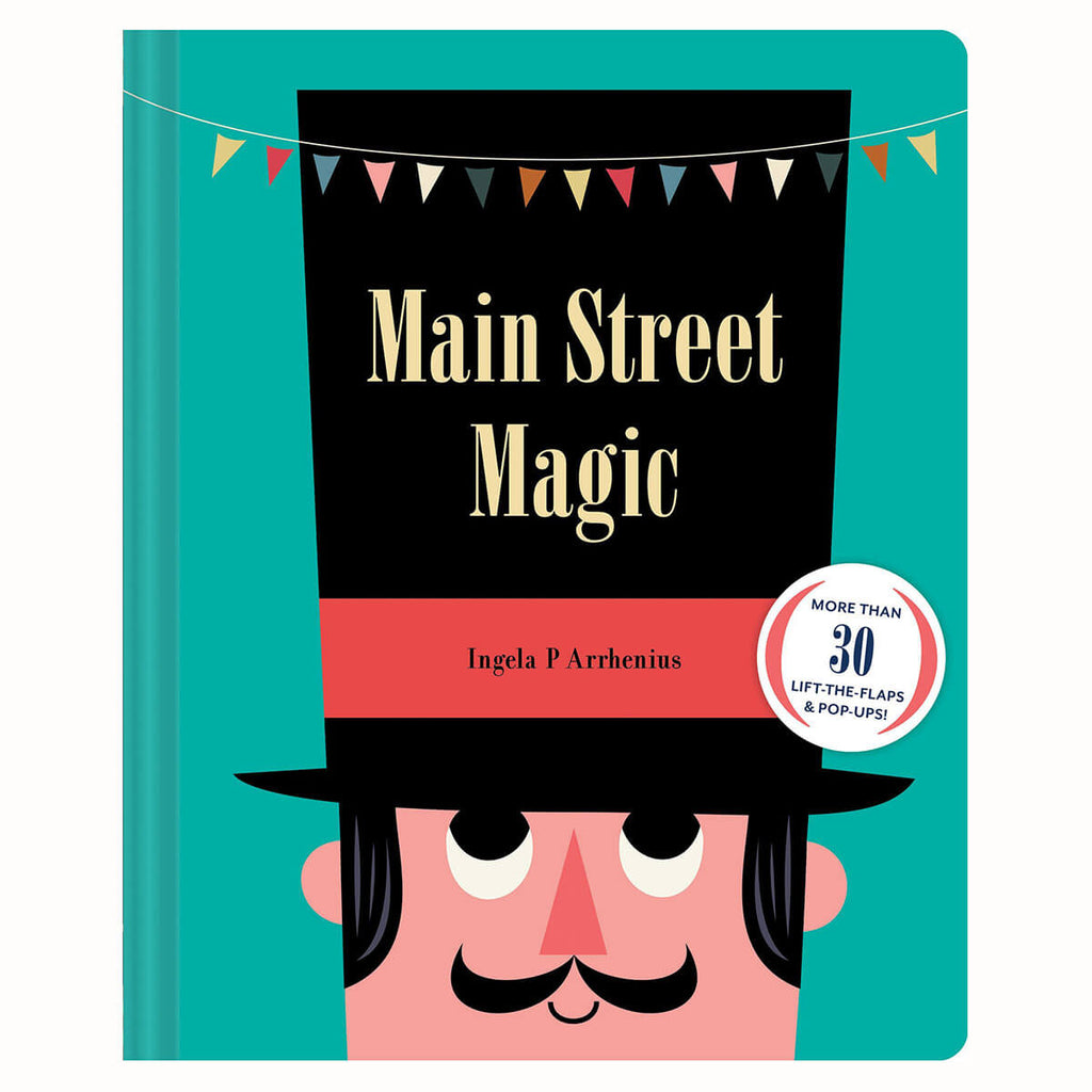 Main Street Magic by Ingela P. Arrhenius - Junior Edition