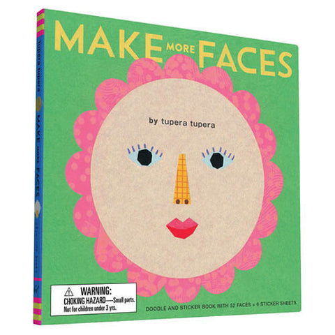 Make More Faces by Tupera Tupera - Junior Edition
